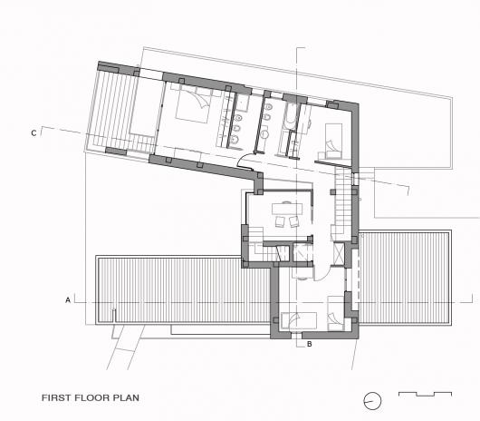 projekt Villa di Gioria