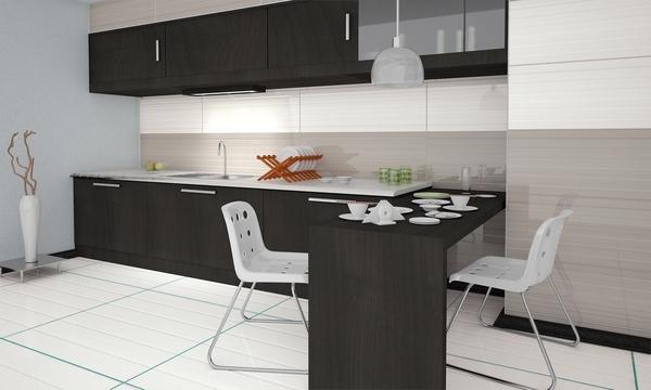 kuchyně stylově